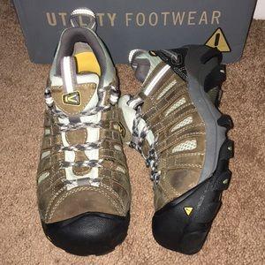 ⚠️KEEN Steel Toe Shoes! ⚠️